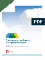 The enterprise cloud market