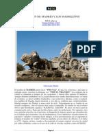 El origen de Madrid y los madrileños