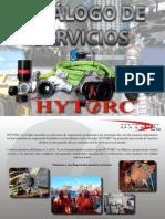 Catalogo de Servicios HYTORC