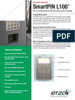 SmartPin L100 Preliminary Datasheet R1114