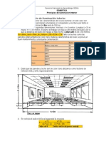 Taller Calculo Iluminacion Interior