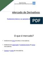 Mercado de Derivativos (1)