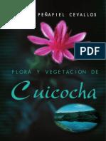 Flora y Vegetación de Cuicocha