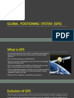 Lecture 7. GPS