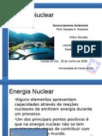 Trabalho Energia Nuclear