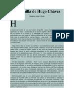 La Semilla de Hugo Chávez