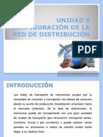 115416603 Unidad 6 Configuracion de La Red de Distribucion