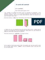 La Historia de Una Brujita...El Cuento Del Cuadrado Origami