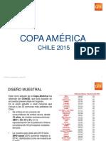 Estudio Copa América 2015