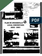 PLAN 11739 Plan Concertado 2012