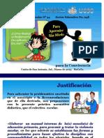 Manual Prevencion Ala Violencia 2013