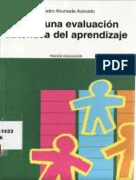 Ahumada2005 Libro Evaluacionautentica
