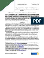 Análisis del porcentaje de crecimiento en plantaciones de lechuga hidropónica para detectar la falta de nutrimentos por medio de imágenes digitales