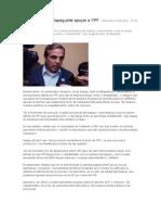 Sapag Pide Apoyar a YPF Medios