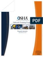 OSHA Program Requirements