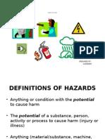 workplace hazard