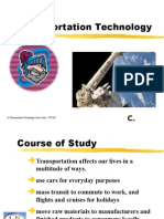 001 Transportation Technology Course Intro -- TTJ2OI