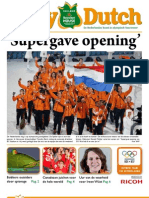 The Daily Dutch #3 uit Vancouver | 13/02/10
