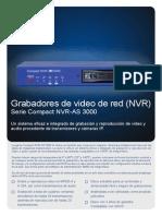 Indigo Compact Nvr3000 DVR