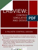 Projeto e Simulação de Controle com LabVIEW