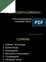 Curs 20 - Insuficienta Cardiaca 2013