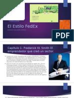 El Estilo FedEx