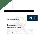Facebook Para Organizaciones
