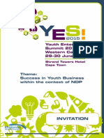 yes 2015 invitation