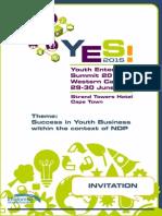yes 2015 invitation
