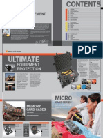 PELICAN CASE CATALOG for FIRE MILITARY INDUSTRIAL LAW ENFORCEMENT OUTDOOR DIVE