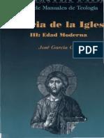 Alvarez, Jesus - Historia de La Iglesia III - Edad Moderna