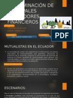 Determinación de Principales Indicadores Financieros
