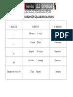 CALENDARIZACION DEL AÑO ESCOLAR 2015-A.docx