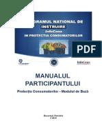 Curs Vocational in Domeniul Protectiei Consumatorilor