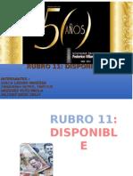 RUBRO DISPONIBLE.ppt