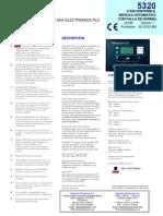 Especificaciones Tecnicas Deep Sea 5320
