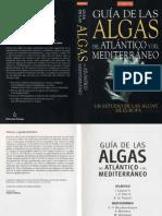 Guia de Algas Del Atlantico y Mediterraneo
