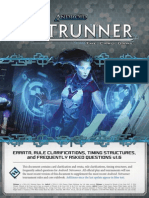 Android Netrunner FAQ