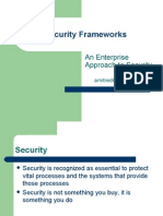 87 Security Frameworks Slides