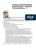 Deutsche Polizeigewerkschaft vom 28.09.2011