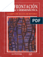 Aguilar Crítica y Hermenéutica 1998