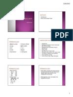 Sintesis Senyawa Obat 1.1