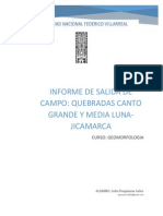 Informe Geomorfologia- Jicamarca- John Poquioma Con Estelita