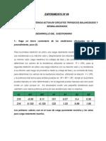 Informe Final 9 Electricos