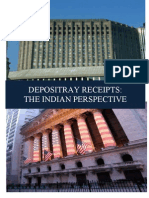 Depositary Receipts - The Indian Perspective