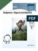 Biodigestores Rural