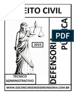 Direito Civil - Dpe-ro