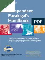 Independent Paralegals Handbook