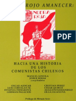 Corvalán M - Las Tensiones Entre La Teoría y La Práctica en El Partido Comunista en Los Años 60 y 70