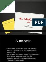 Almaqadir (Part I)